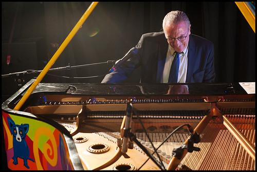 Joe Krown at Piano Night 2015. Photo by Ryan Hodgson-Rigsbee (rhrphoto.com)