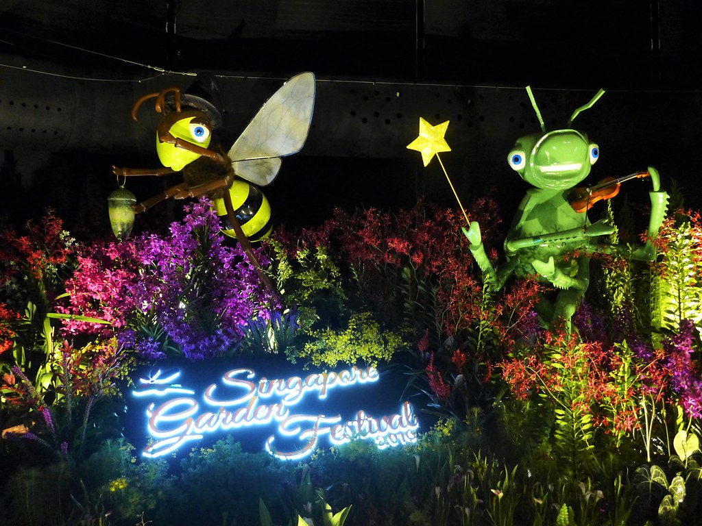 Singapore Garden Festival 2016 Will Run From 23 July To 31 July 2016 From  10am To 10pm Daily At Gardens By The Bay. Specifically, It Will Be Held At  The ...