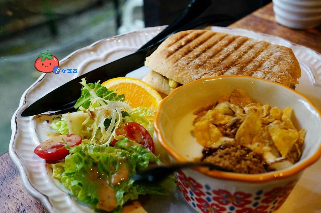 民生社區早午餐 Cafe Mode 木馬