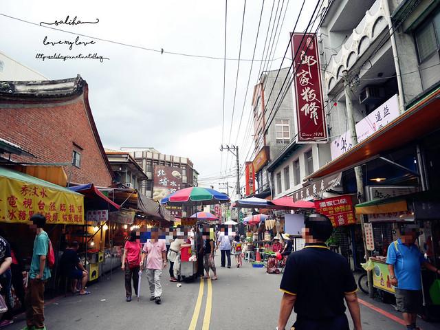 新竹景點推薦北埔老街擂茶 (1)