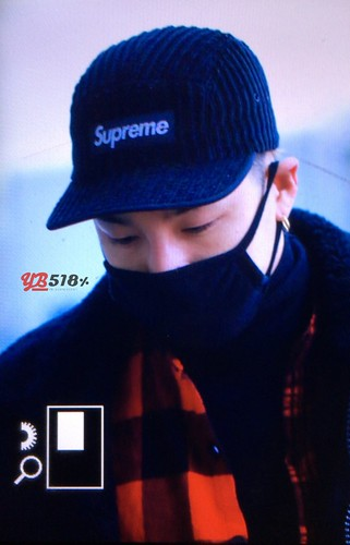 Big Bang - Gimpo Airport - 31dec2015 - YB 518 - 01