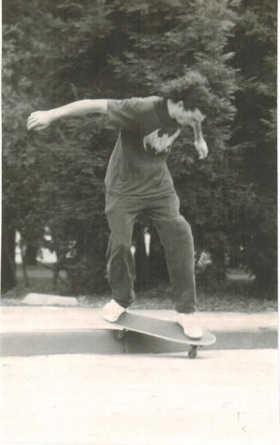 Slappy, 1988.