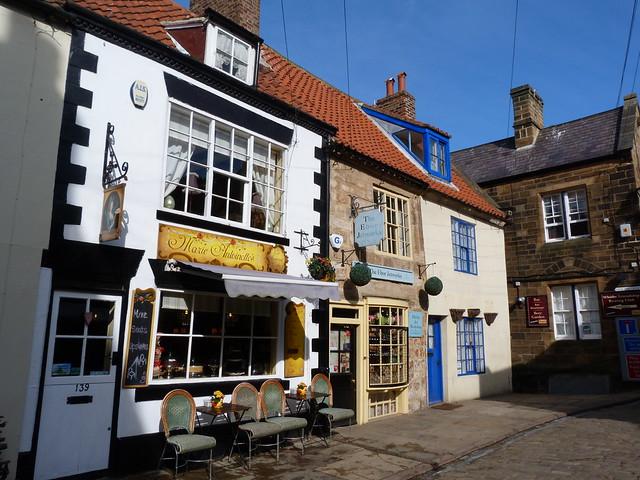Calle de Whitby (Yorkshire, Inglaterra)