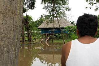 Zurück im Camp am Yanayacu, Amazonas | Roland Krinner