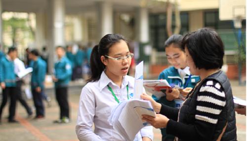 Khi nào nhận được giấy báo dự thi thpt quốc gia 2015