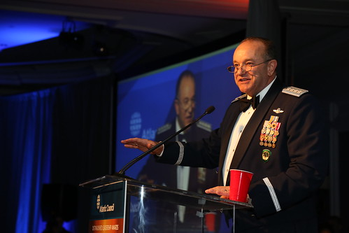 2015 International Military Leadership Award honoree General Philip Breedlove