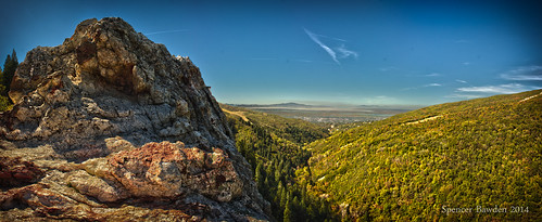 county panorama cliff elephant mountains beautiful rock stone america forest canon eos rebel utah wasatch hiking pano trails rocky panoramic national spencer davis hdr t3i bawden bountiful spazoto