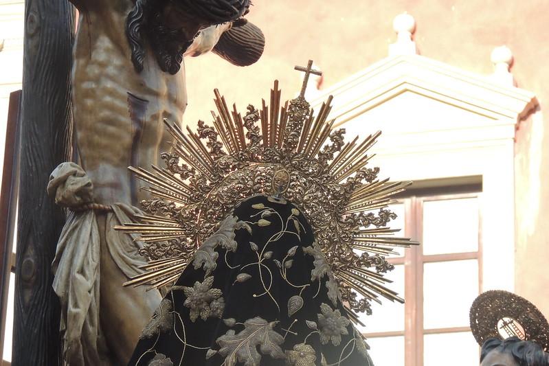 Archicofradía de las Tres Necesidades, Sevilla