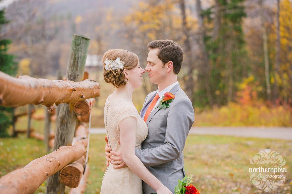 Rebecca & Erik's Wedding - Smithers British Columbia