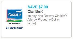 Claritin at CVS