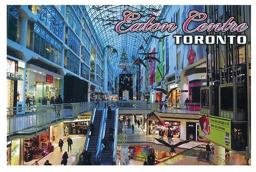 Toronto - Eaton Centre 2