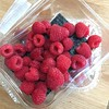 I have two punnets of raspberries (about 300g). What would you make? I'm thinking cake....