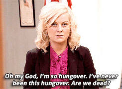 Knope Hangover