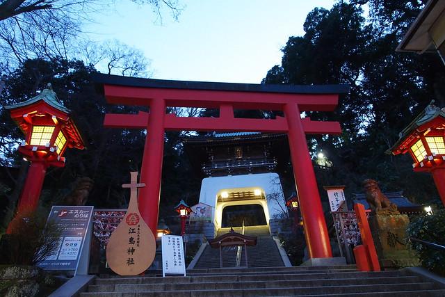 江島神社 | 神奈川湘南