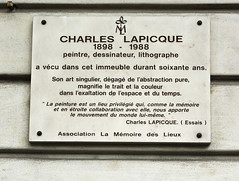 Photo of White plaque number 39466
