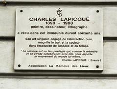 Photo of White plaque № 39466