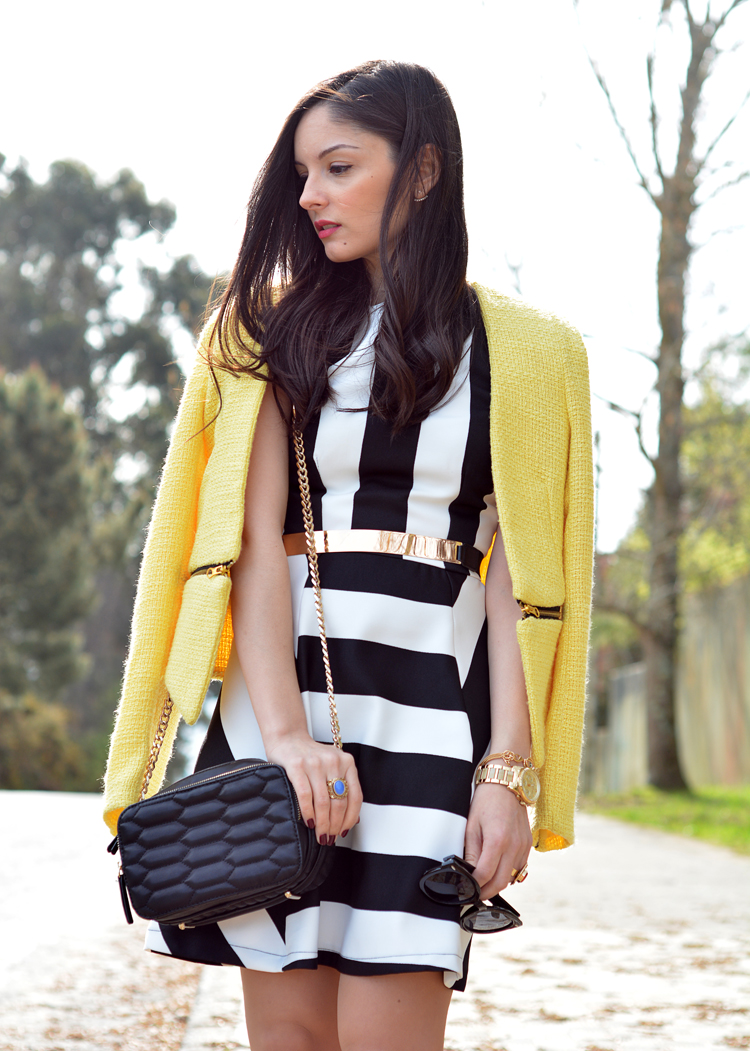zara_outfot_yellow_chaqueta_amarillo_como combinar_rayas_striped_axparis_03
