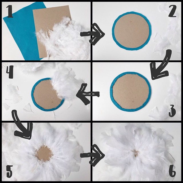 Feather Medallion Tutorial