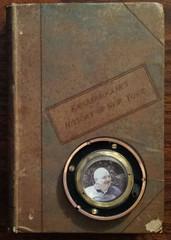 George Cuhaj personal medal book1