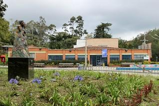 Biblioteca Público Corregimental Santa Elena