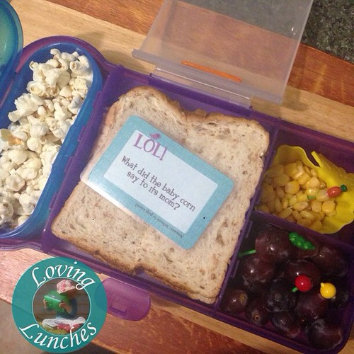 Loving another @lunchbox_love inspired @nudefoodmovers for Miss M…