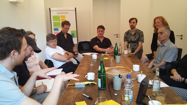 Lean Coffee Cologne bei bold ventures