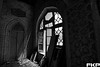 Hope through window. . .