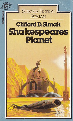 Clifford D. Simak / Shakespeares Planet