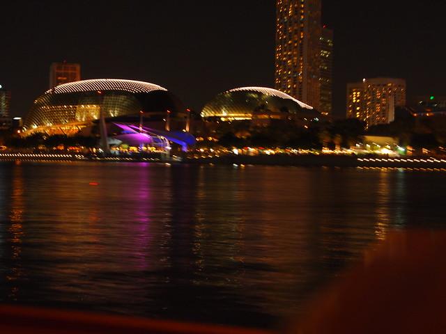 River Explorer singapore シンガポール 水上タクシー