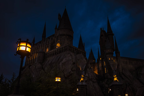 UNIVERSAL STUDIO JAPAN HALLEY POTTER