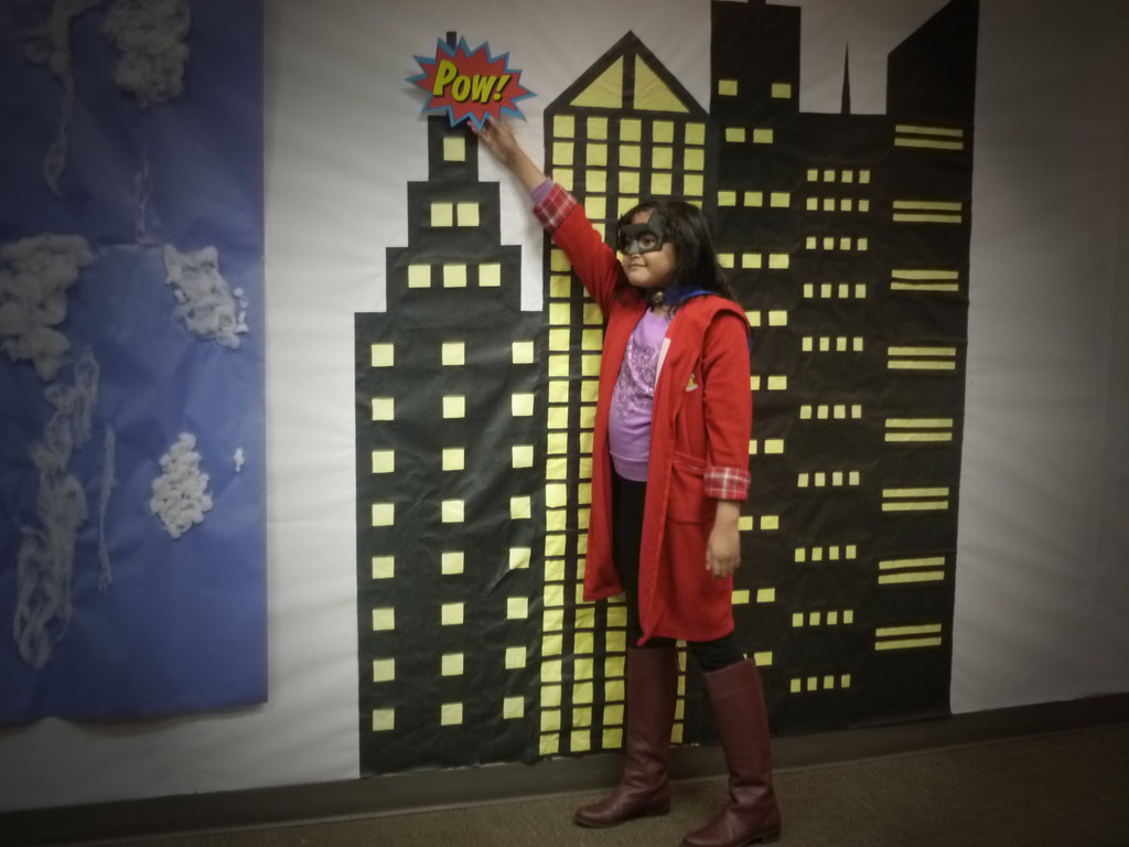 Superhero Photo Booth 4.15.15