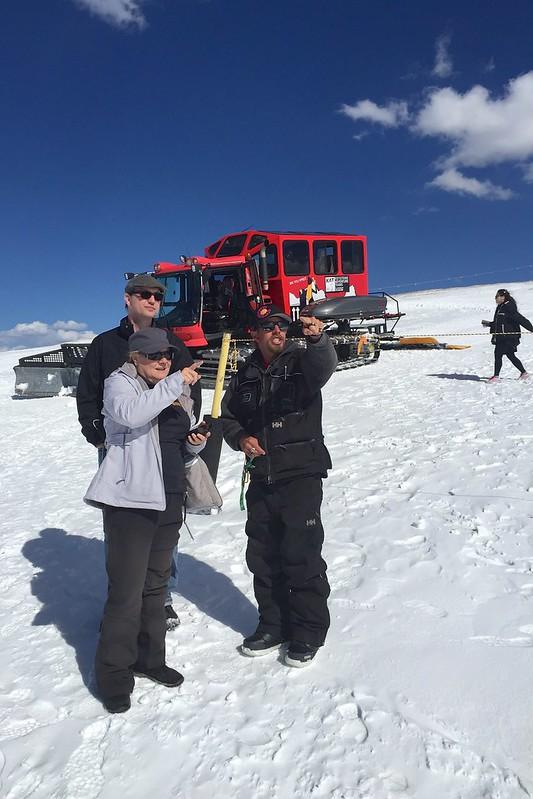 Keystone Snow Cat Tour