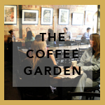 Great Coffee at the Coffee Garden on  9th and 9th in Salt Lake City