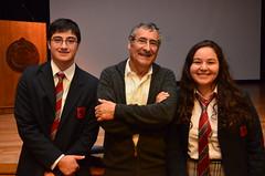 Dr. Gilles Boeuf en Clase Inaugural de Ciencias