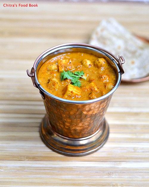 Makhana gravy recipe