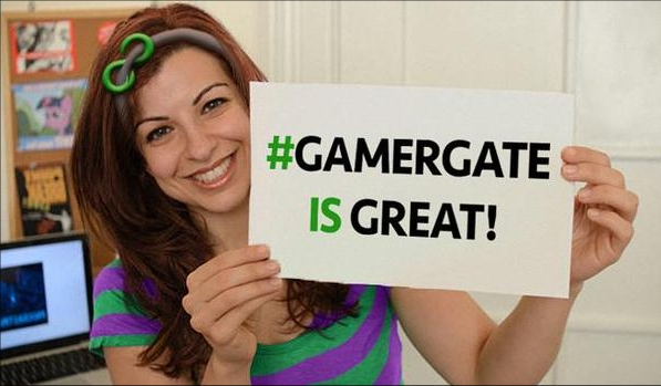 GamerGate Parody Art