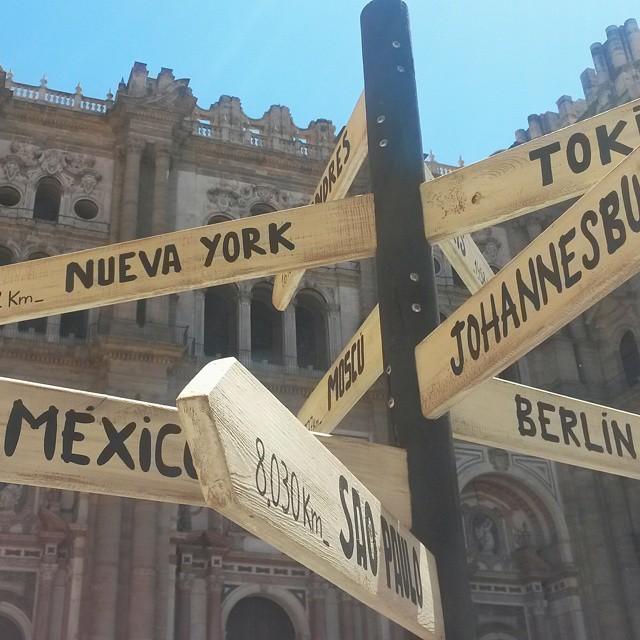 tienviitat, Malaga, Espanja