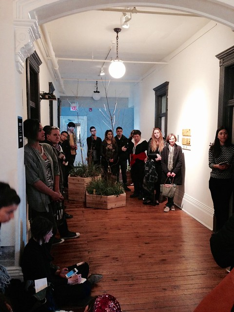 Grow op - The Gladstone Hotel