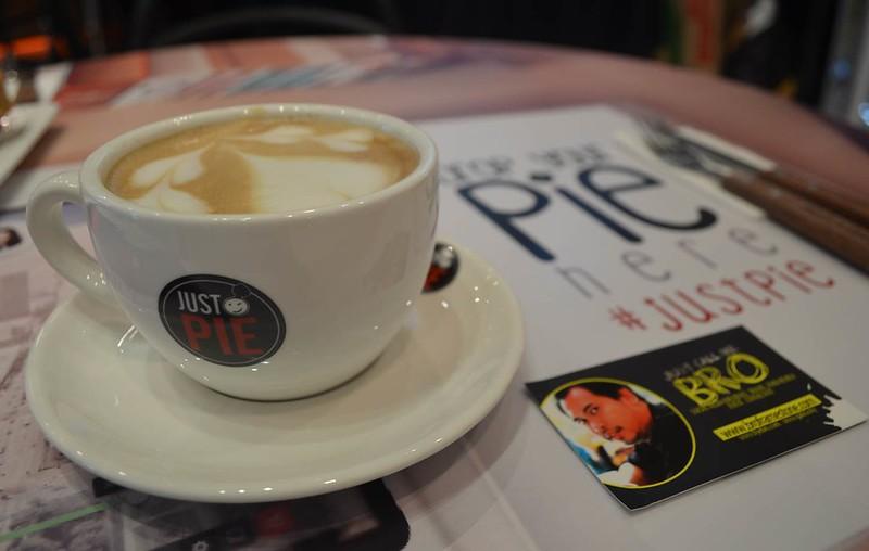 Latte Just Pie IOI City Mall Putrajaya