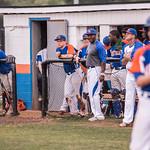 RNE varsity baseball vs ACF