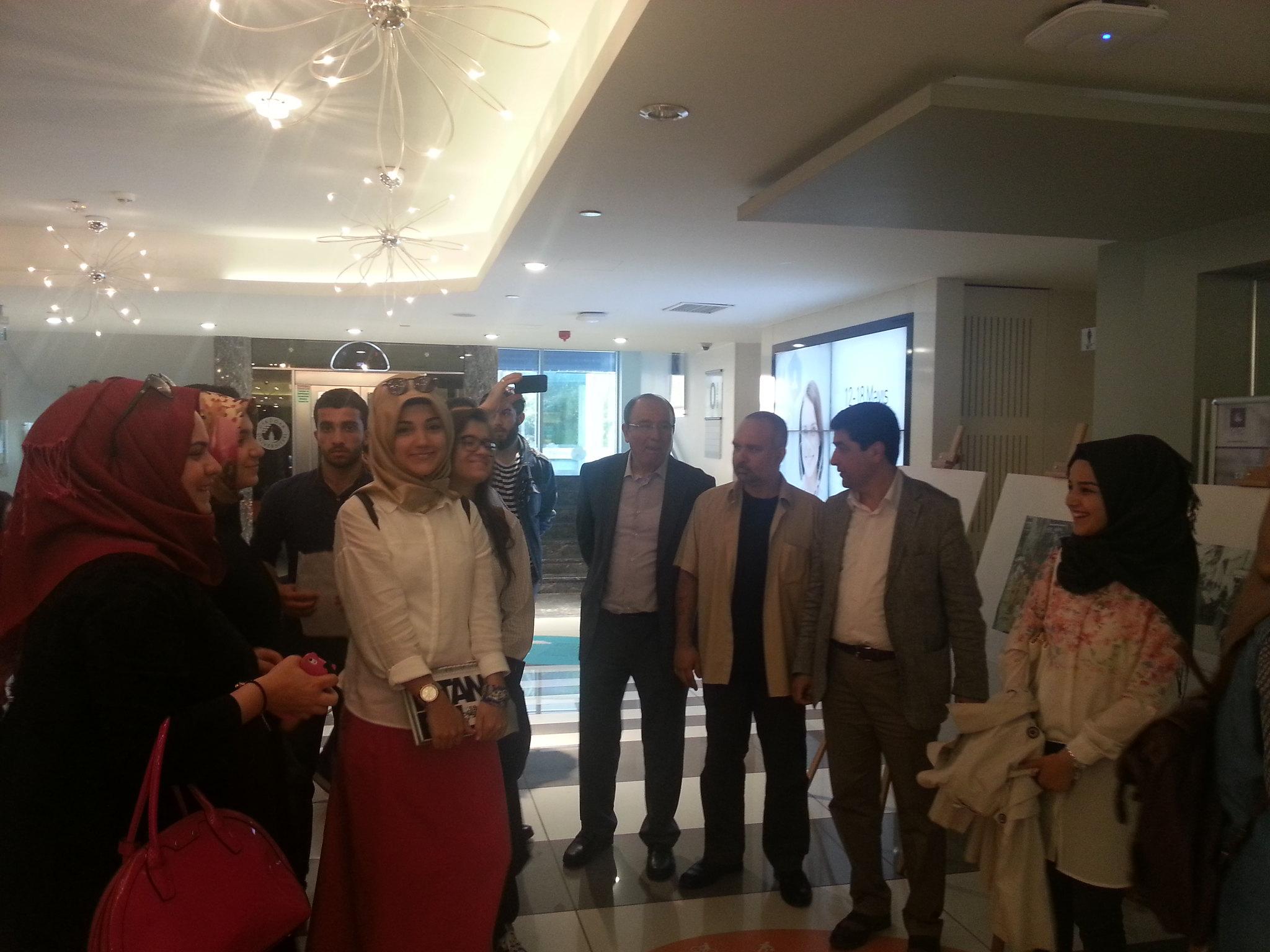 """""""Sosyolojik Bakışla Üsküdar'da Yaşam"""" Fotoğraf Sergisi 2"""