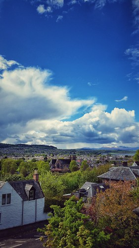 city clouds landscape scotland highlands view perspective samsung bluesky smartphone phonecamera sutherland highup inverness cumulonimbus saintandrewschurch phonography androidography galaxys5