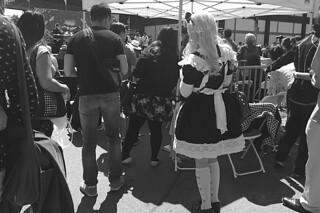 Cherry Blossom Festival - JPop costume