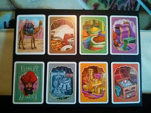 007 Jaipur Cards