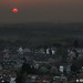 Sunset over Brussels  / Coucher de soleil sur Bruxelles by Nicolas Pirson (OFF FOR A WHILE)
