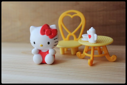 Kinder surprise Hello Kitty 2015