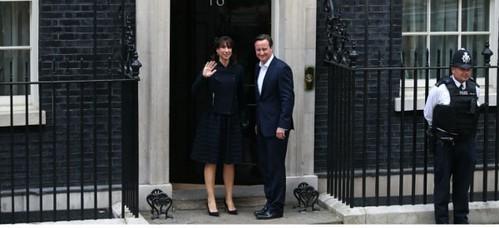 """David Cameron es reelecto en Reino Unido; """"la más dulce"""" de todas las victorias"""