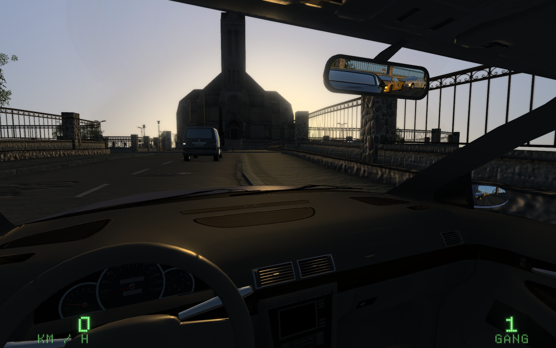 Driving Simulator 2011 Full
