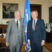 Secretary General Meets with Italy-Latin America Conference Coordinator