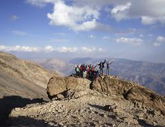 The Day Before Summit, Damavand